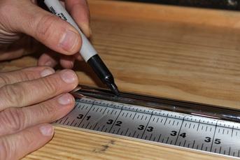 Measuring Shaft For Assembly Length