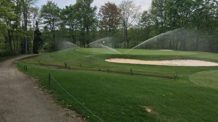 #6 Greenside Drainage Repair
